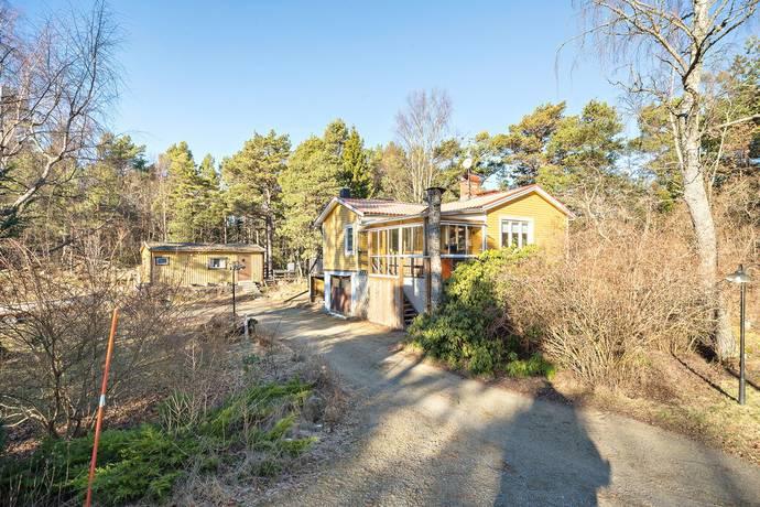 Bild: 3 rum villa på Tegelbruksvägen 30, Nynäshamns kommun NYNÄSHAMN/TORÖ
