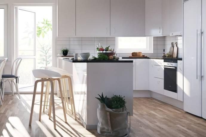Bild: 2 rum bostadsrätt på Strömsörgatan 10 A, Skellefteå kommun