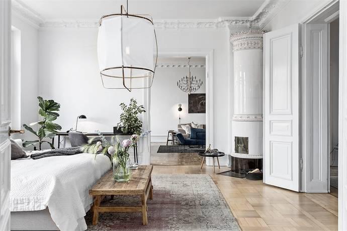 Bild: 5 rum bostadsrätt på Engelbrektsgatan 5, Göteborgs kommun Vasastaden