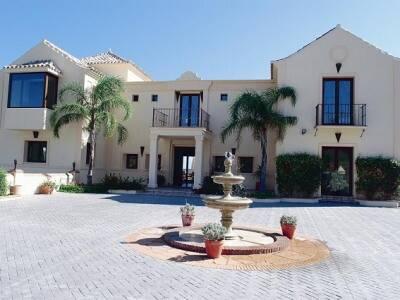 Bild: 6 rum villa på Villa, Estepona - Cancelada - Costa del Sol, ES, Spanien Cancelada