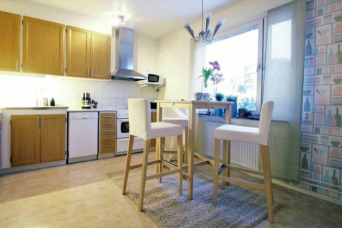 Bild: 3 rum bostadsrätt på Lantmannavägen 58, Trollhättans kommun Kronogården