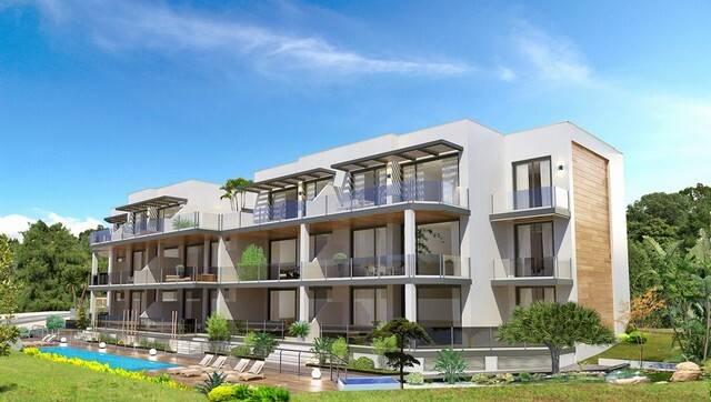 Bild: 4 rum bostadsrätt på Lägenhet i Estepona, Málaga, Spanien Costalita