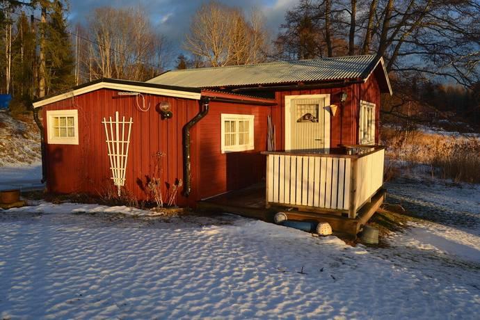 Bild: 3 rum fritidshus på Del av Norrfjärden 9:42, Söderhamns kommun Söderhamn