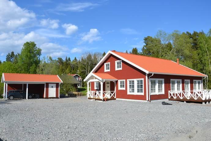 Bild: 4 rum villa på Östra Gillbergavägen 12C, Norrtälje kommun Vreta