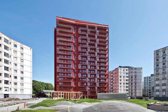 Bild: 1 rum bostadsrätt på Valthornsgatan 6, Göteborgs kommun Ruddalen