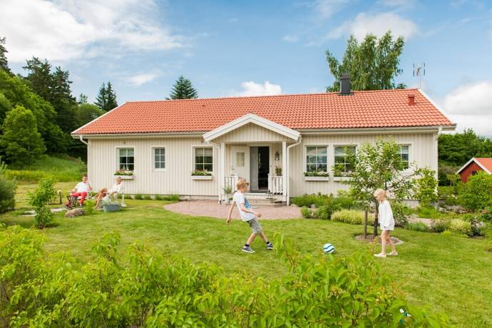 Bild: 4 rum villa på Ringugnsvägen 10, Strängnäs kommun Stallarholmen