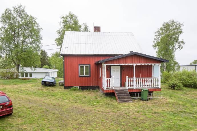 Bild: 4 rum gård/skog på Grundsjövägen 23, Dorotea kommun Svanavattnet