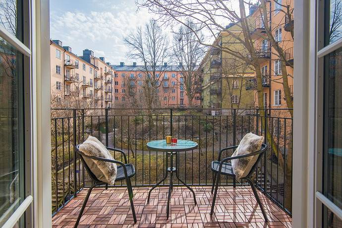 Bild: 2 rum bostadsrätt på Hallandsgatan 48, Stockholms kommun Södermalm