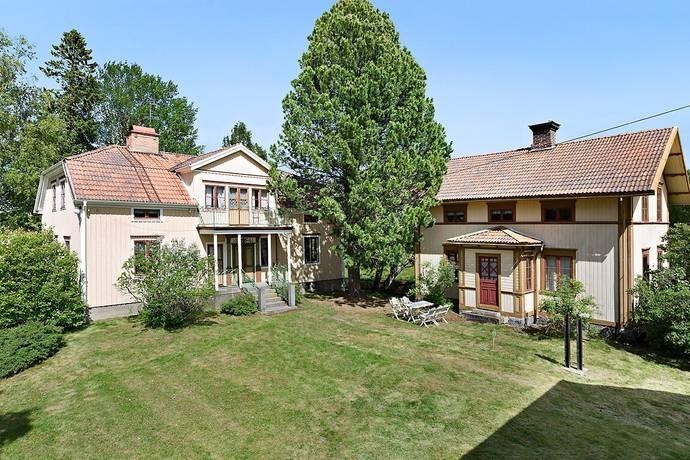Bild: 7 rum villa på Gamla landsvägen 62, Ovanåkers kommun