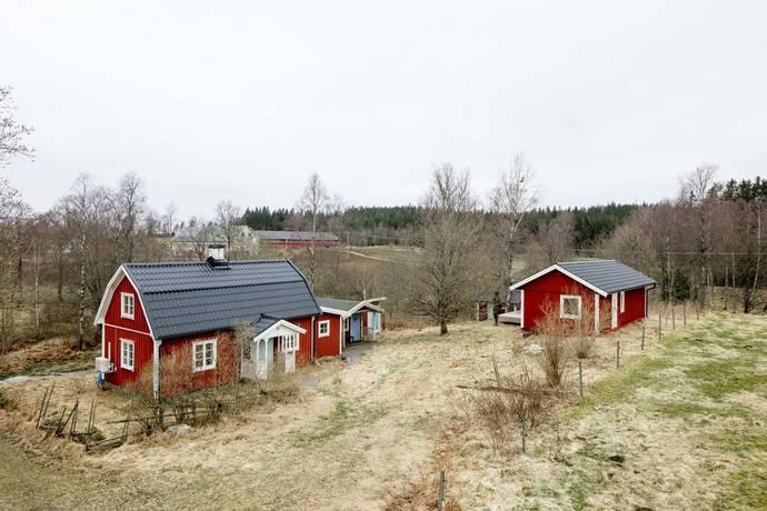 Bild: 5 rum fritidshus på Snippen, Gislaveds kommun På Landet