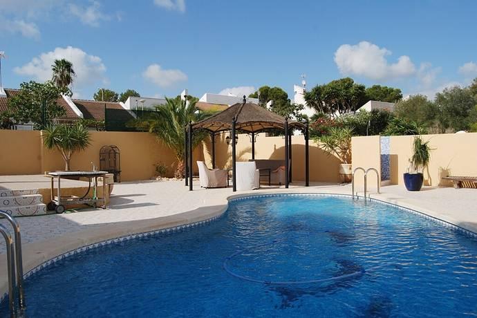 Bild: 4 rum villa på Fin villa i spansk miljö, Spanien Torrevieja Söder - San Miguel de Salinas