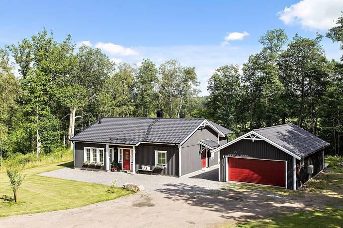 Bild: 3 rum villa på Årred Östergården 6, Vårgårda kommun Vårgårda Sydöst