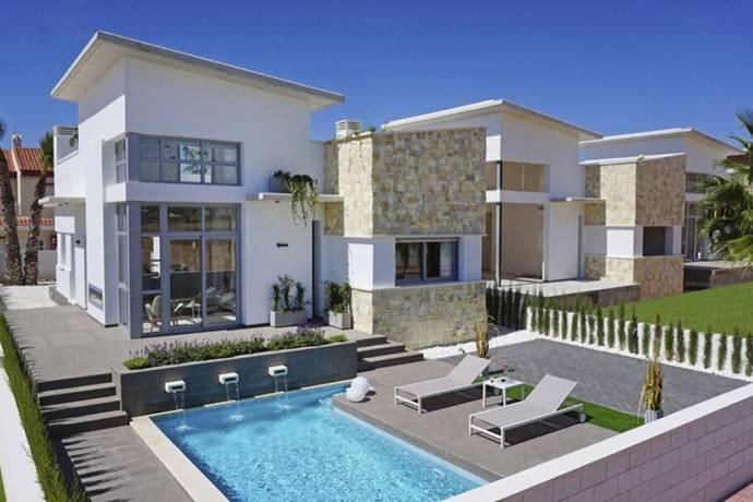 Bild: 3 rum villa på Eu_V4_Dona pepa_korum, Spanien Alicante