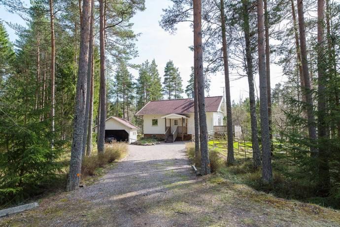 Bild: 5 rum villa på Sjöskogen Skogsgläntan 2, Nyköpings kommun Nävekvarn