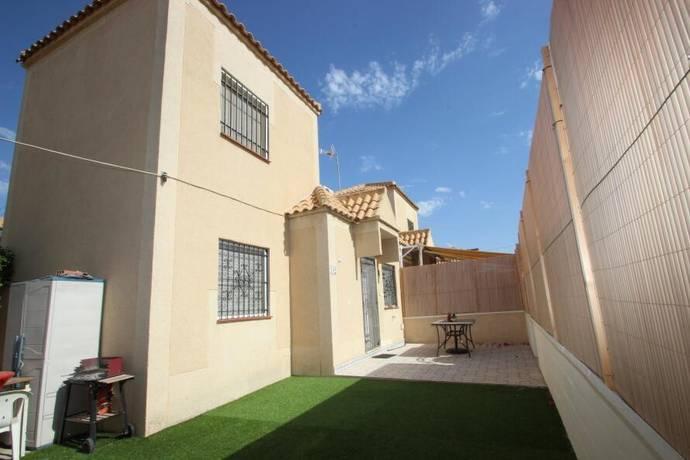 Bild: 4 rum radhus på Trädgård / Takterrass / Pool, Spanien Hus med stor tomt