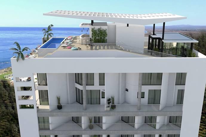 Bild: 3 rum bostadsrätt på Afrodite Park, 2 sovrum, Cypern Güzelyurtkusten