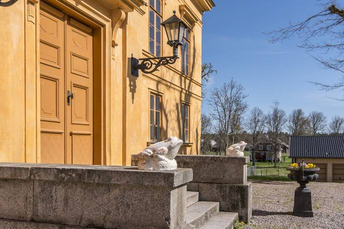 Bild: 20 rum gård/skog på Bolltorps Slott, Söderköpings kommun Söderköping