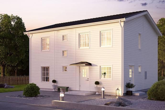 Bild: 7 rum villa på Fullerö Hage, Uppsala kommun Fullerö