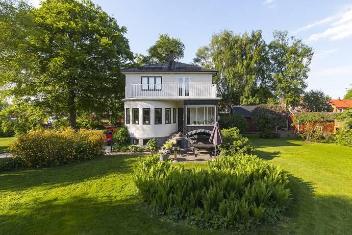 Bild: 5 rum villa på Trädgårdsgatan 1, Svalövs kommun Tågarp