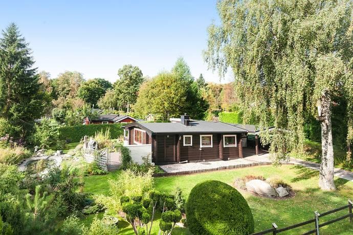 Bild: 3 rum villa på Hundlokevägen 11, Hörby kommun Röinge vid Ludvigsborg