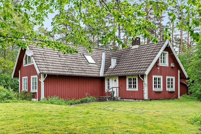 Bild: 6 rum villa på Timrilt Slätten 758, Halmstads kommun Simlångsdalen - Timrilt