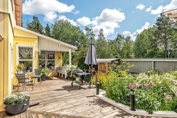 Bild: 4 rum villa på Planetvägen 7, Norrtälje kommun Solbacka