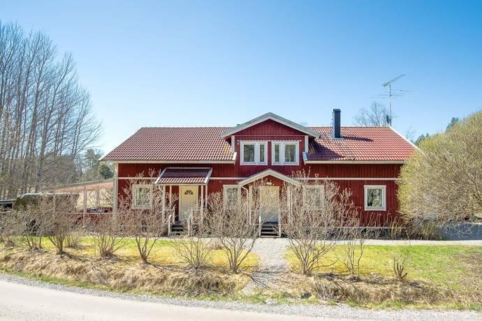 Bild: 9 rum villa på Broby ängsväg 11a, Södertälje kommun HÖLÖ
