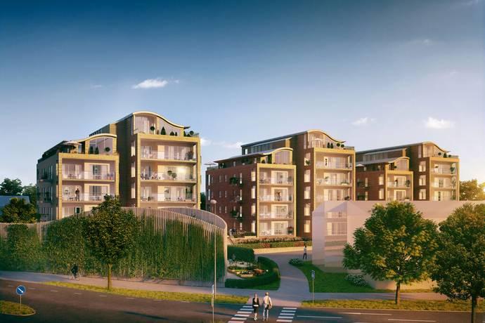 Bild: 3 rum bostadsrätt på Rektorsgatan 3, Alingsås kommun
