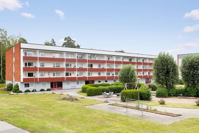 Bild: 2 rum bostadsrätt på Mariegården 23, Karlshamns kommun Svängsta