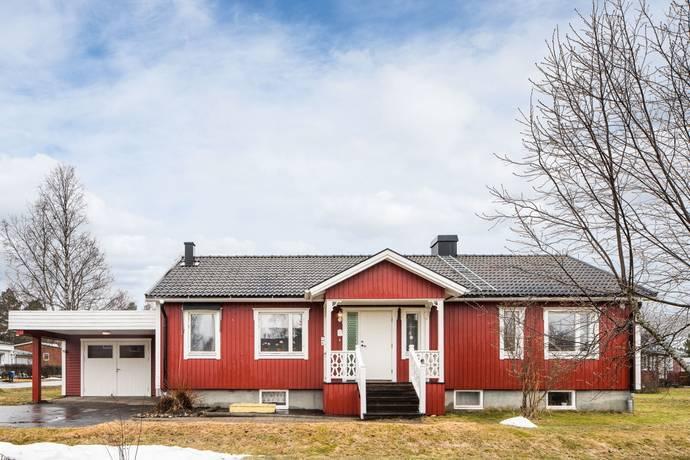 Bild: 4 rum villa på Bondegatan 5, Skellefteå kommun Burträsk