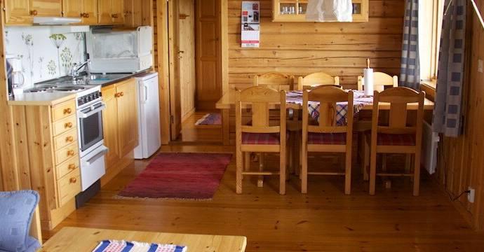 Bild: 3 rum fritidshus på Fjällvattnet 100, Härjedalens kommun Fjällvattnet
