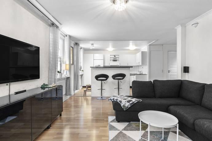 Bild: 2 rum bostadsrätt på Fålhagsleden 99, Uppsala kommun Årsta