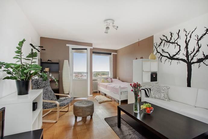 Bild: 1 rum bostadsrätt på Astrakangatan 4, Stockholms kommun