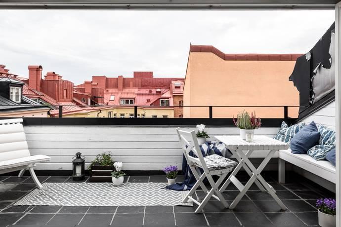 Bild: 2 rum bostadsrätt på Lignagatan 4, Stockholms kommun Södermalm Högalid