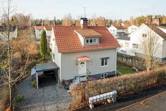 Bild: 6 rum villa på Tjäderstigen 17, Arvika kommun Högåsen