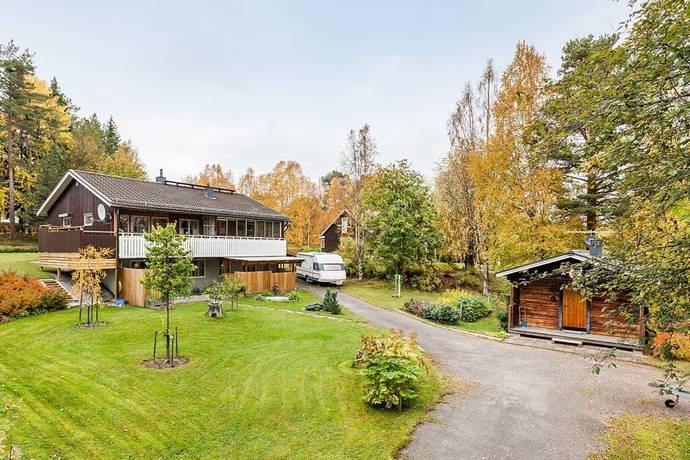 Bild: 6 rum villa på Tysta vägen 2, Bergs kommun