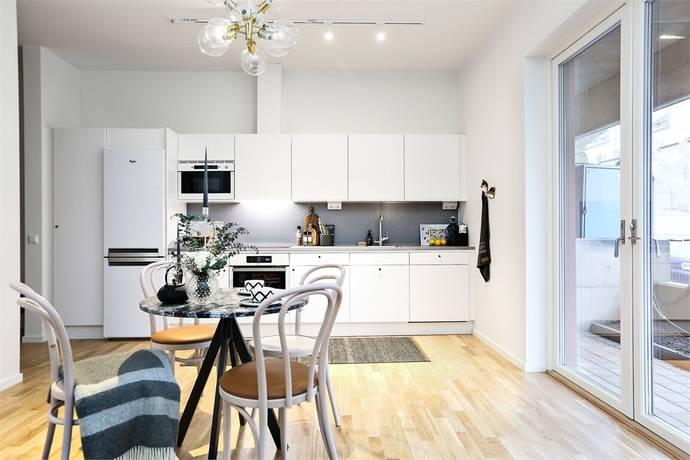 Bild: 2 rum bostadsrätt på Åby Allé 7A, bv, Vallentuna kommun Åby Ängar