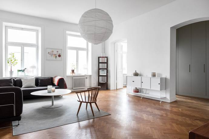 Bild: 5 rum bostadsrätt på Norrtullsgatan 4, Stockholms kommun Vasastan