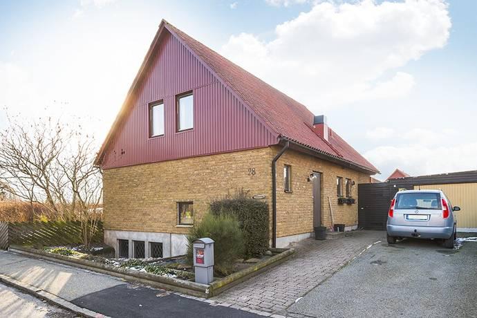Bild: 6 rum villa på Lergöksgatan 28, Malmö kommun Kastanjegården