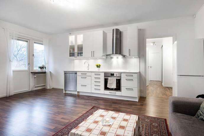 Bild: 3 rum bostadsrätt på Centralvägen 7, 4 tr, Solna kommun Solna