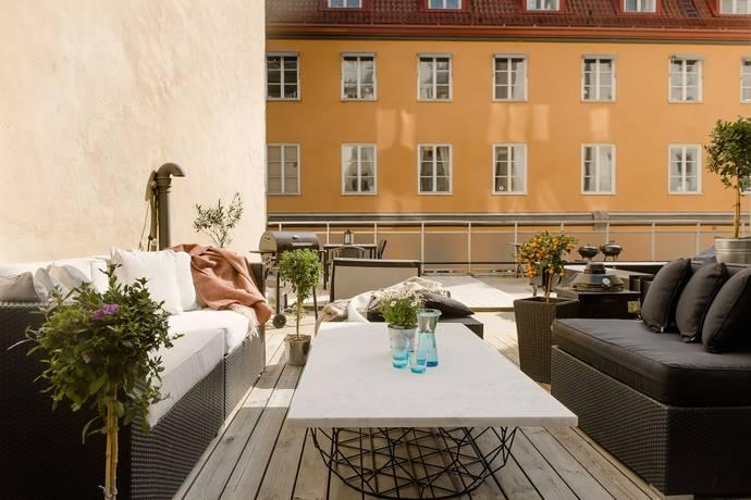 Bild: 3 rum bostadsrätt på Olof Palmes Gata 12, Stockholms kommun Vasastan/Norrmalm