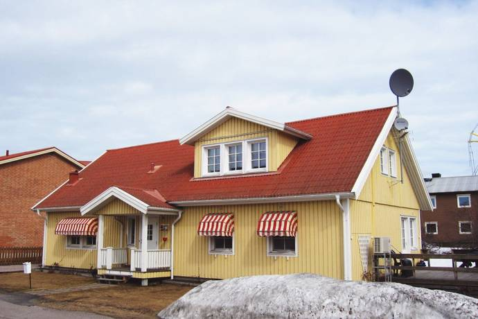 Bild: 6 rum villa på Industrigatan 5, Gällivare kommun Centrala Gällivare