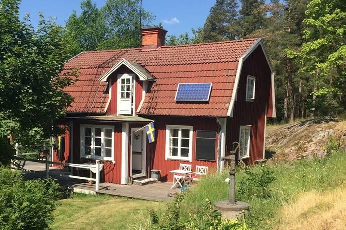 Bild: 5 rum fritidshus på Fårhult Sjönäs 1, Västerviks kommun