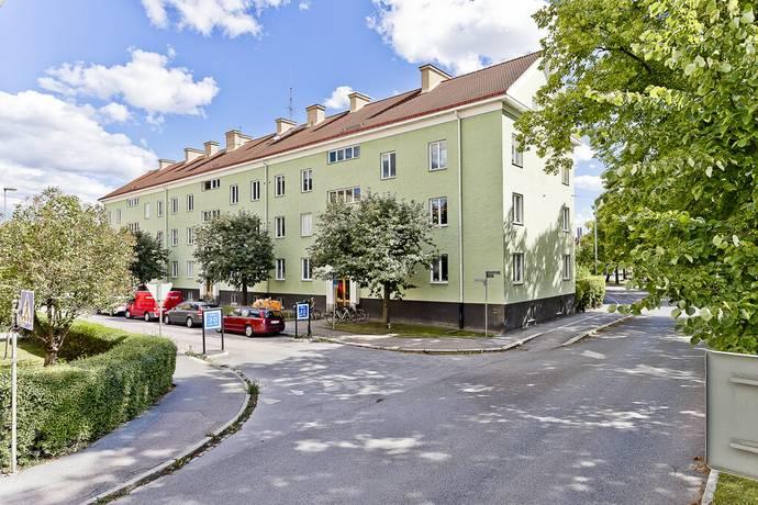 Bild: 3 rum bostadsrätt på Marielundsgatan 5a, Uppsala kommun Fålhagen
