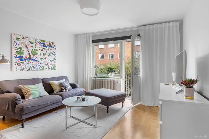 Bild: 1 rum bostadsrätt på Södra stapeltorgsgatan 16A, Gävle kommun Söder