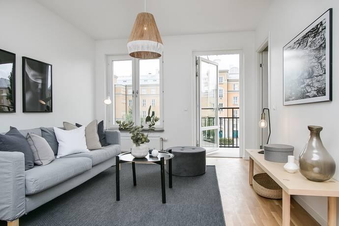 Bild: 2 rum bostadsrätt på Kaserngården 10, Örebro kommun Centralt Norr