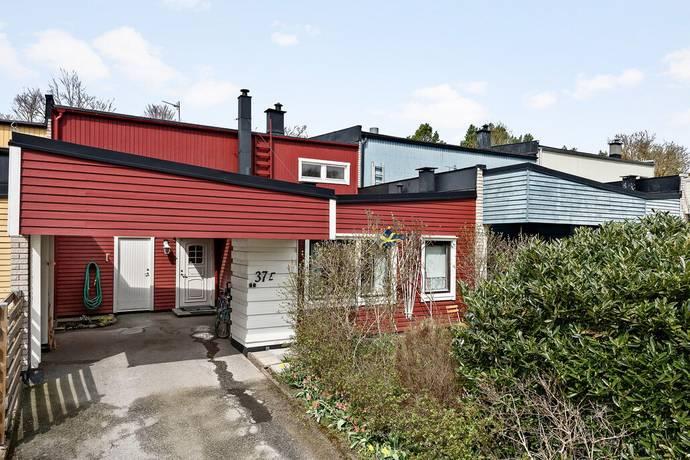 Bild: 5 rum radhus på Backabovägen 37E, Karlskrona kommun Backabo
