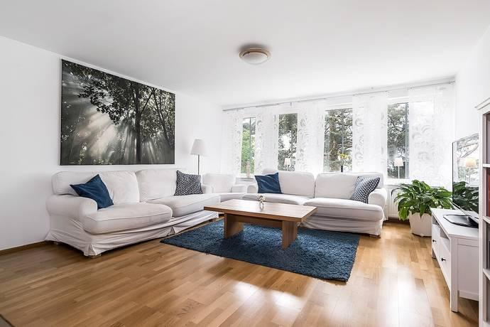 Bild: 4 rum bostadsrätt på Norbyvägen 44 B, Uppsala kommun Sommarro