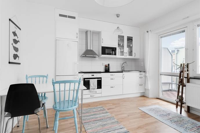 Bild: 1 rum bostadsrätt på Slottsgatan 90, Norrköpings kommun Centralt