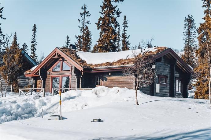 Bild: 4 rum villa på Hackes gränd 30, Älvdalens kommun Grövelsjön - Lövåsen